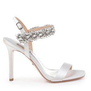 Badgley Mischka Lilly Embellished Sandal (8)